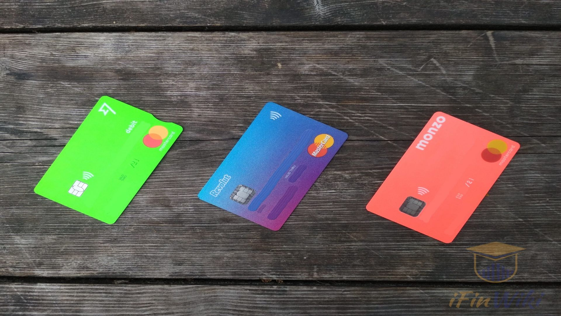 Revolut – Monzo – TransferWise – the new age of digital banks